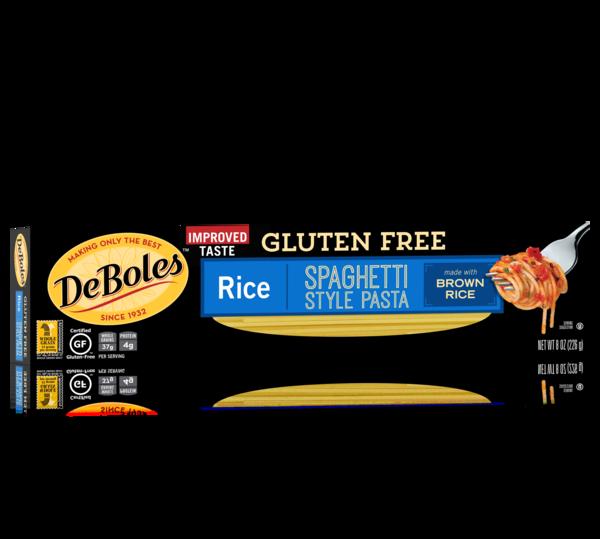 Pasta clipart rice pasta. Gluten free spaghetti deboles