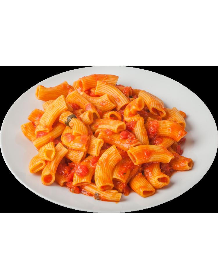 Pasta clipart rigatoni. Delivery of real italian