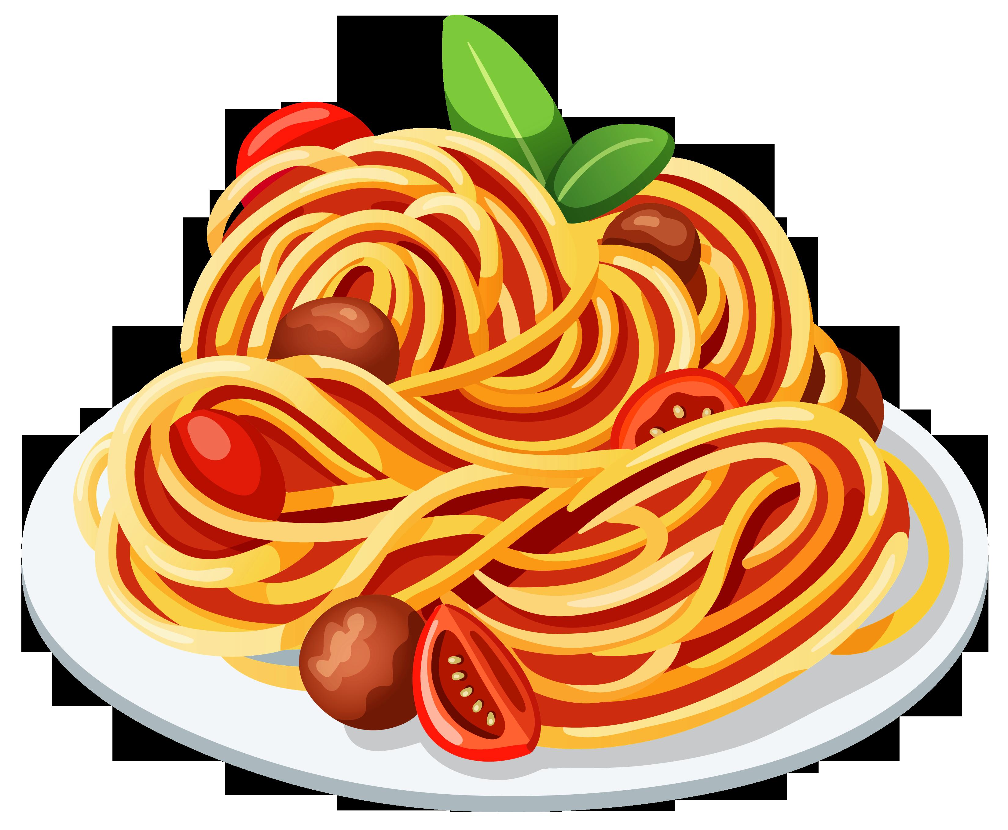 Spaghetti clipart. Pasta clip art free