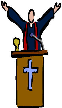 Pastor clipart.