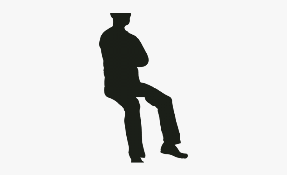 Pastor clipart bad person. Guy cliparts adult sitting