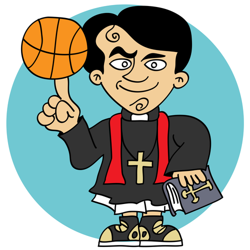 Pastor clipart bad person.  qualities to look