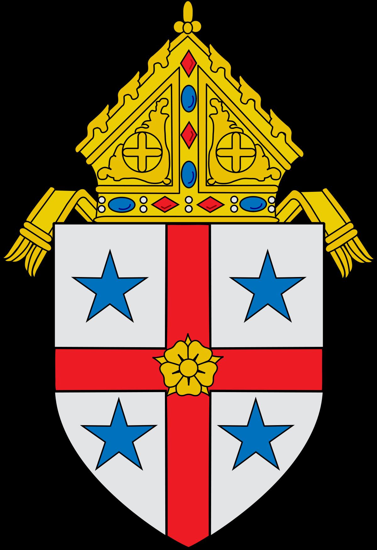 Roman diocese of savannah. Pastor clipart catholic community