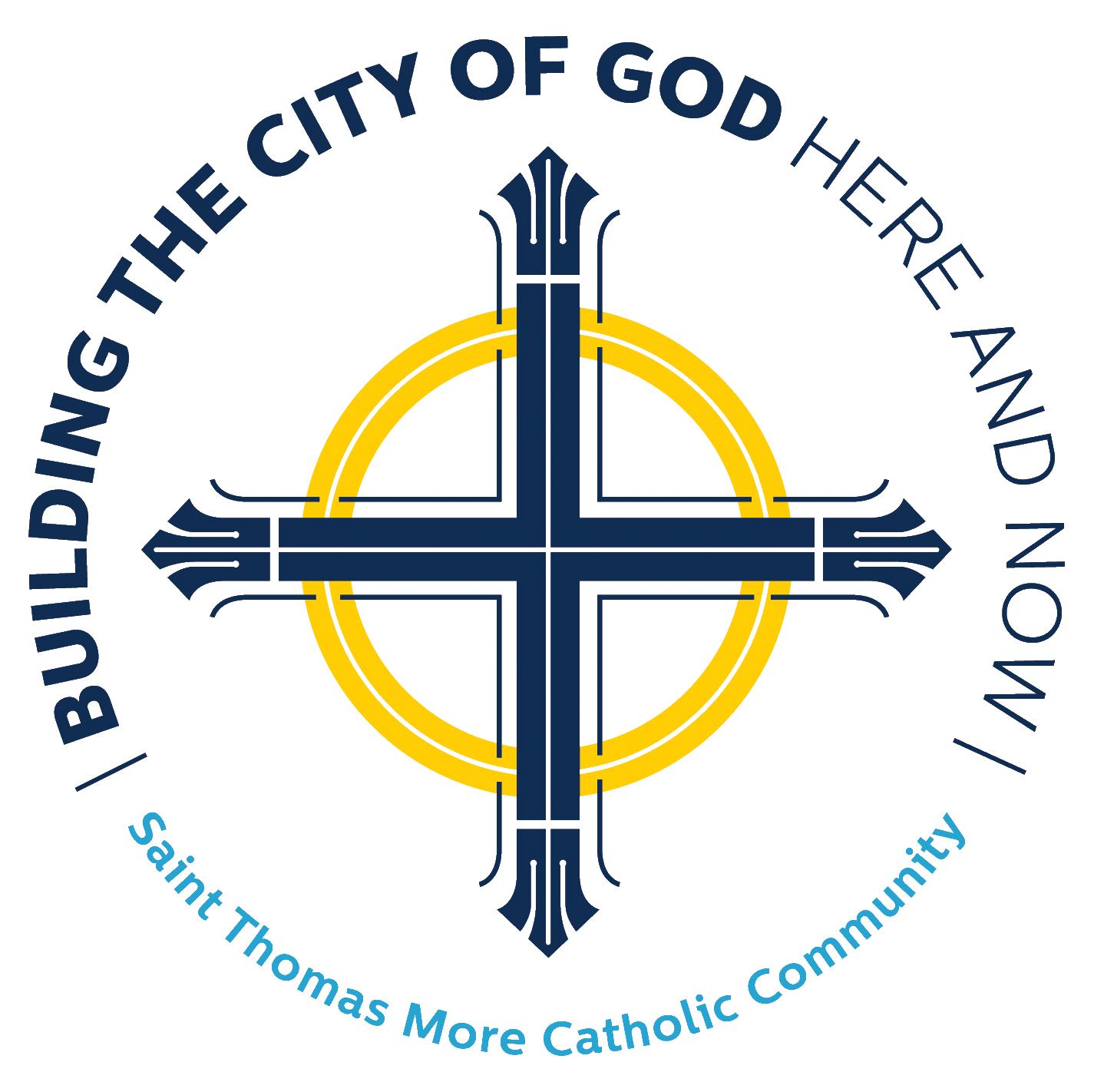 Pastor clipart catholic community. St thomas more church