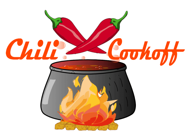 Chili cook off living. Pastor clipart cooking