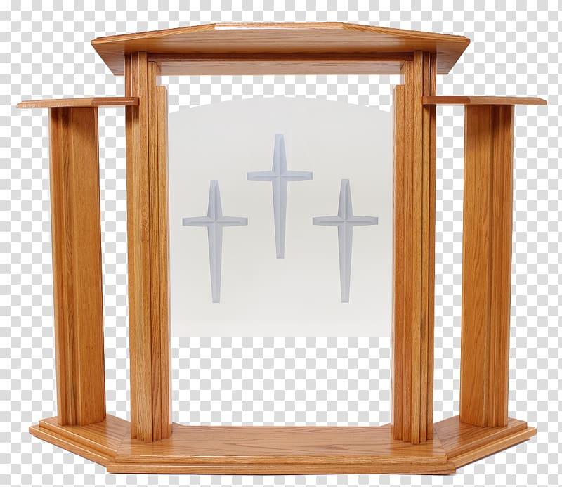 Podium clipart pulpit. Lectern chancel altar in