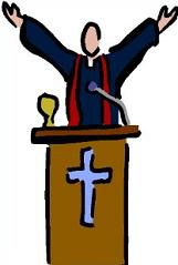 Pastor clipart religious leader. Free