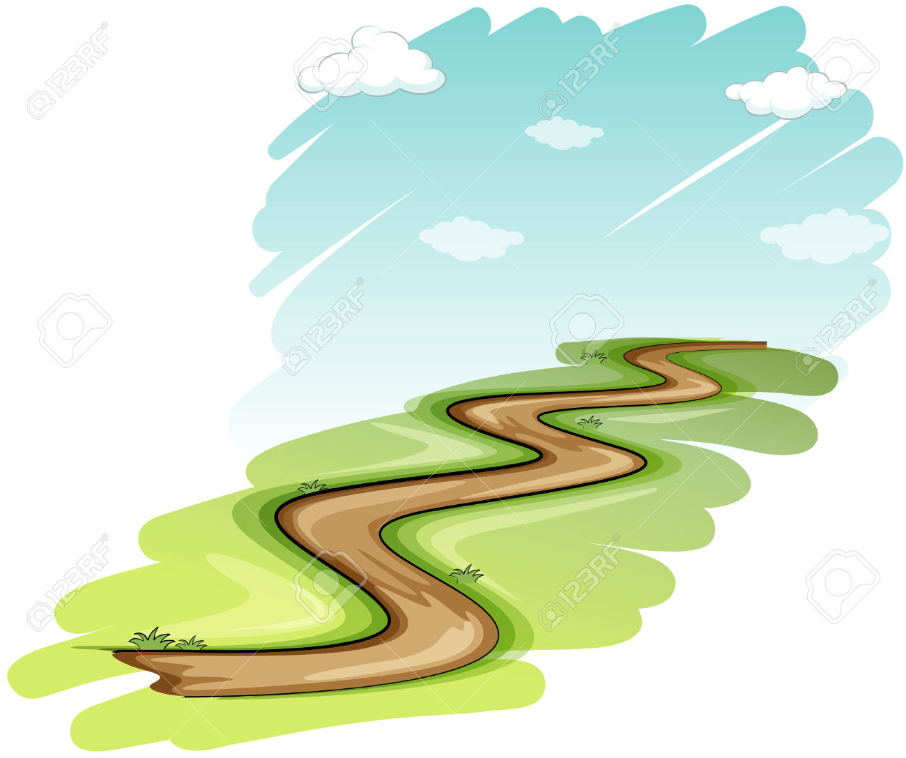 Free download best on. Pathway clipart direction