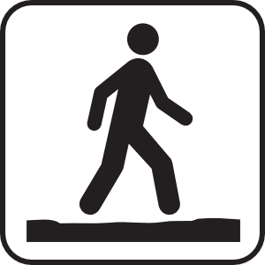 Pathway clipart walking road. Free path cliparts download
