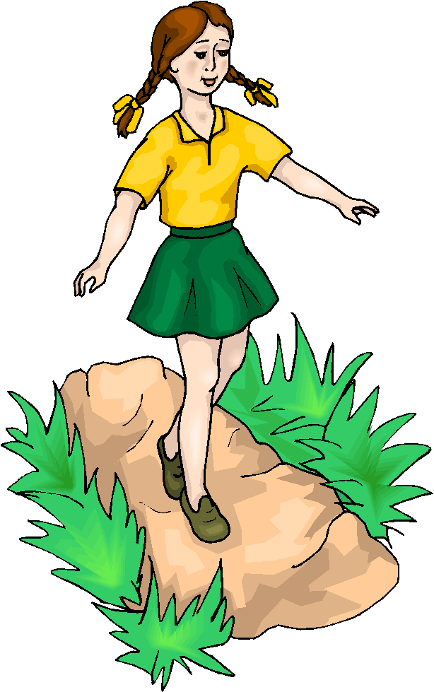 Pathway clipart walking road. Clip art library