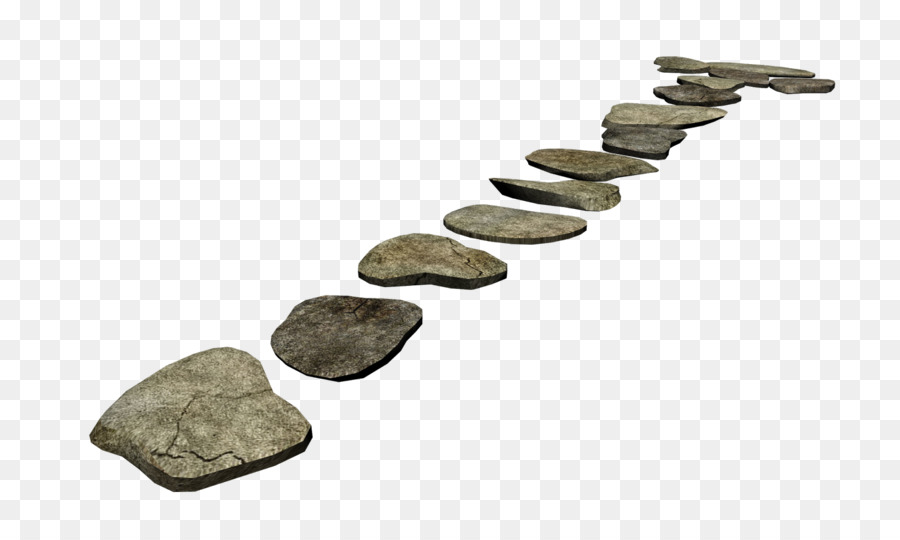 Rock clip art png. Pathway clipart