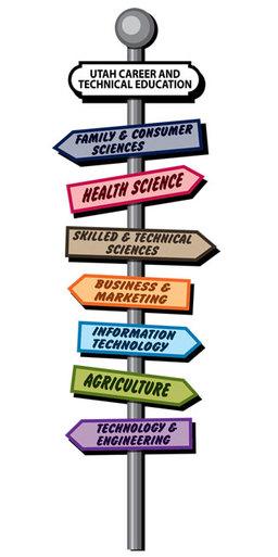 Pathways ridgeline high school. Pathway clipart career pathway