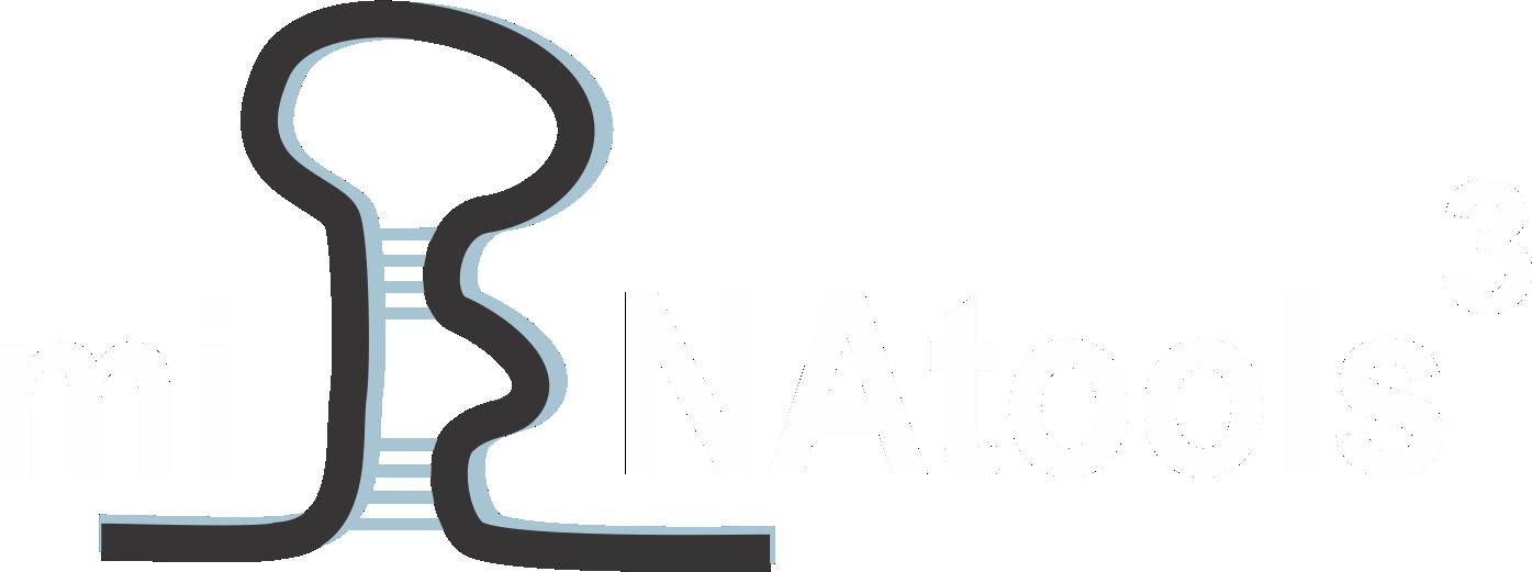 Mirnatools analysis logo. Pathway clipart multiple