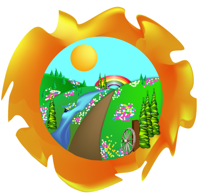 Cando trails journey to. Pathway clipart roadmap