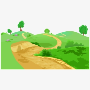 Clip art library stock. Pathway clipart transparent