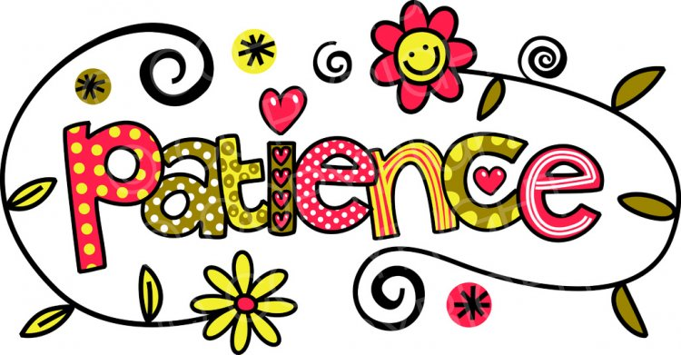 Patience clipart. Station