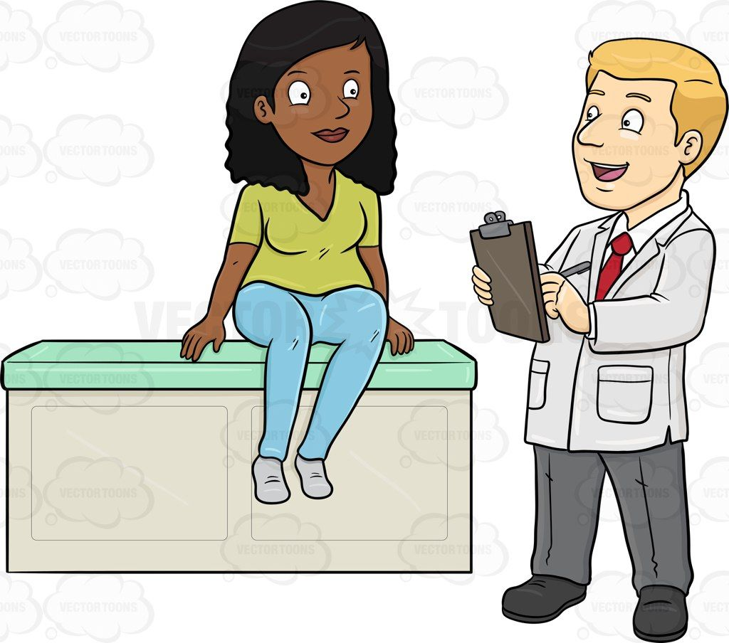 Image result for and. Clipart doctor doctor patient