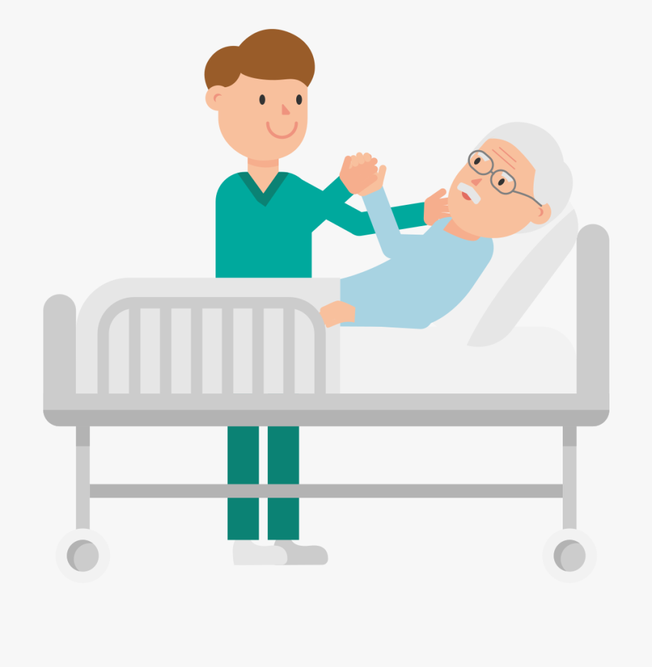 Image cartoon png . Patient clipart caring person