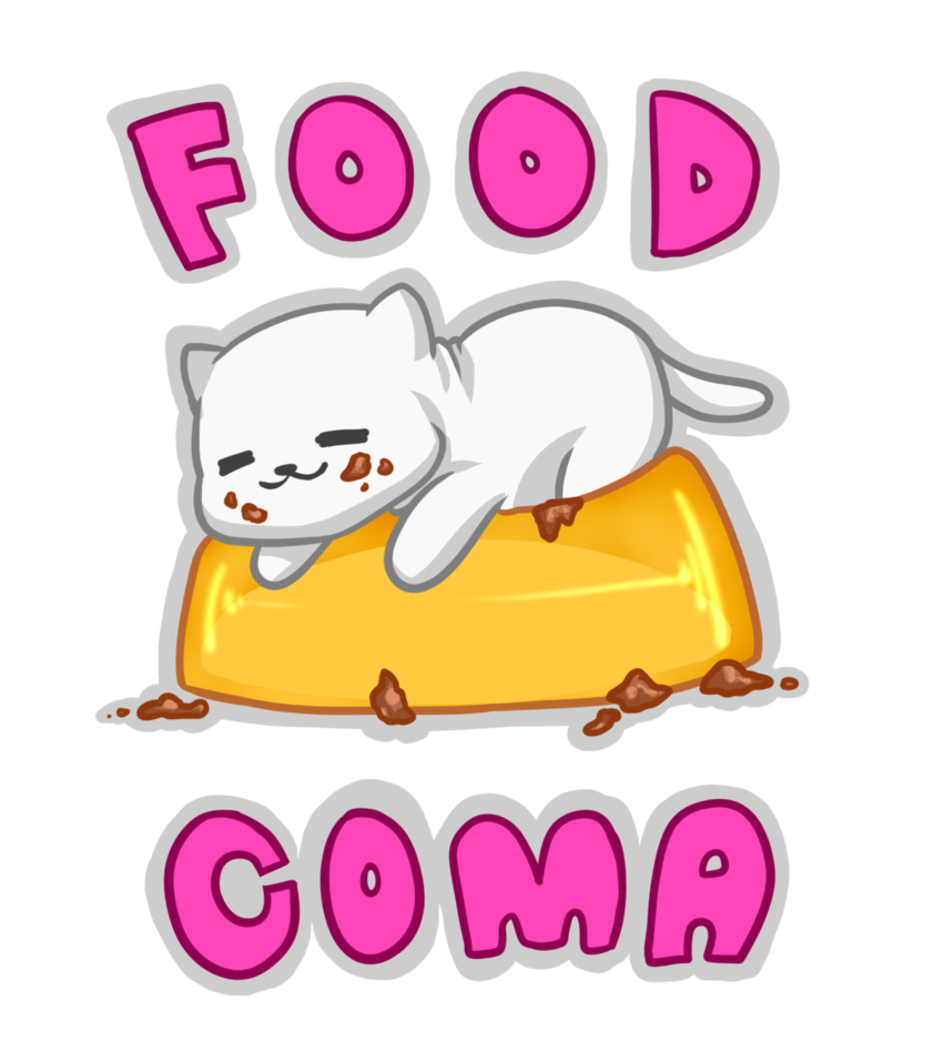Food tubbs neko atsume. Patient clipart coma