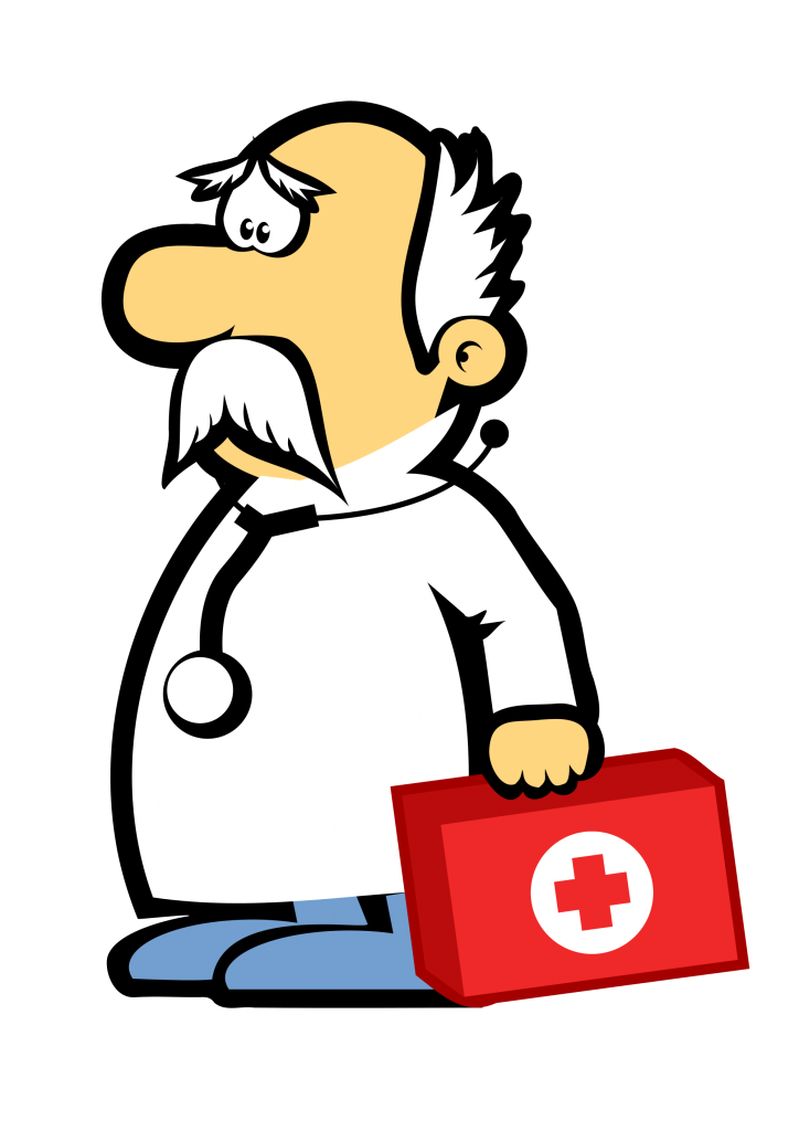 Medical consultations blackthumb customer. Patient clipart doctor consultation