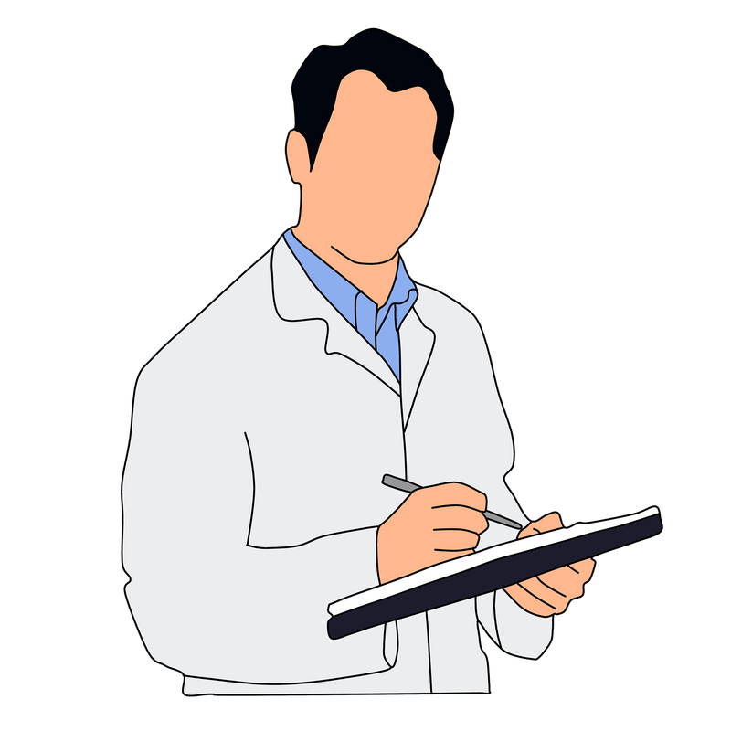 Dot physical exams for. Patient clipart doctor exam