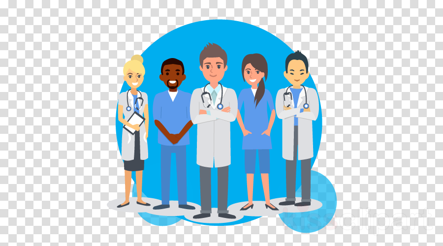 Professional clipart health care provider. Patient cartoon medicine clothing