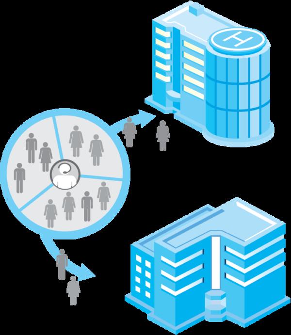 Consulting enterprise labor management. Patient clipart healthcare system