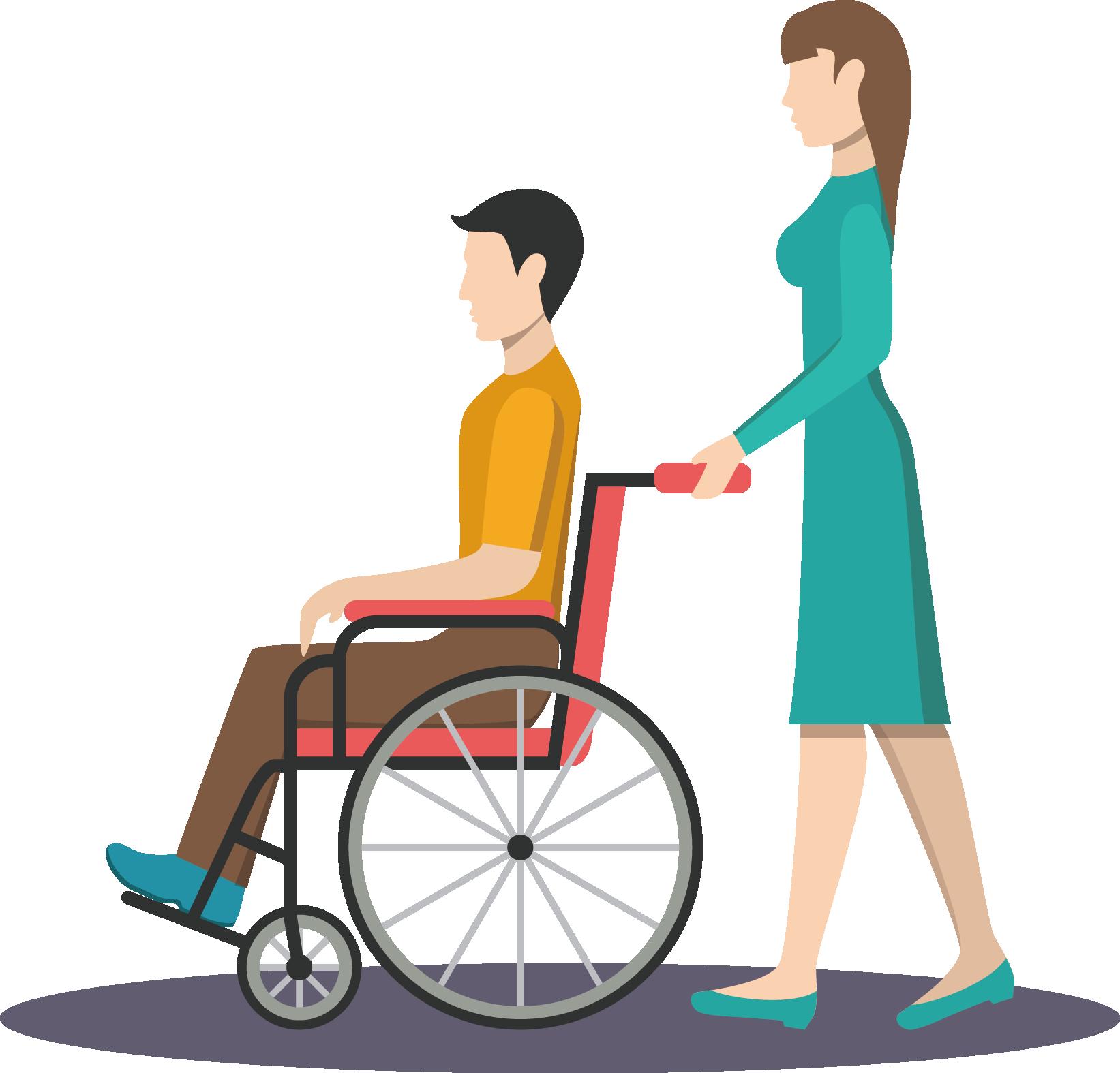 Wheelchair nursing clip art. Patient clipart hospital registration