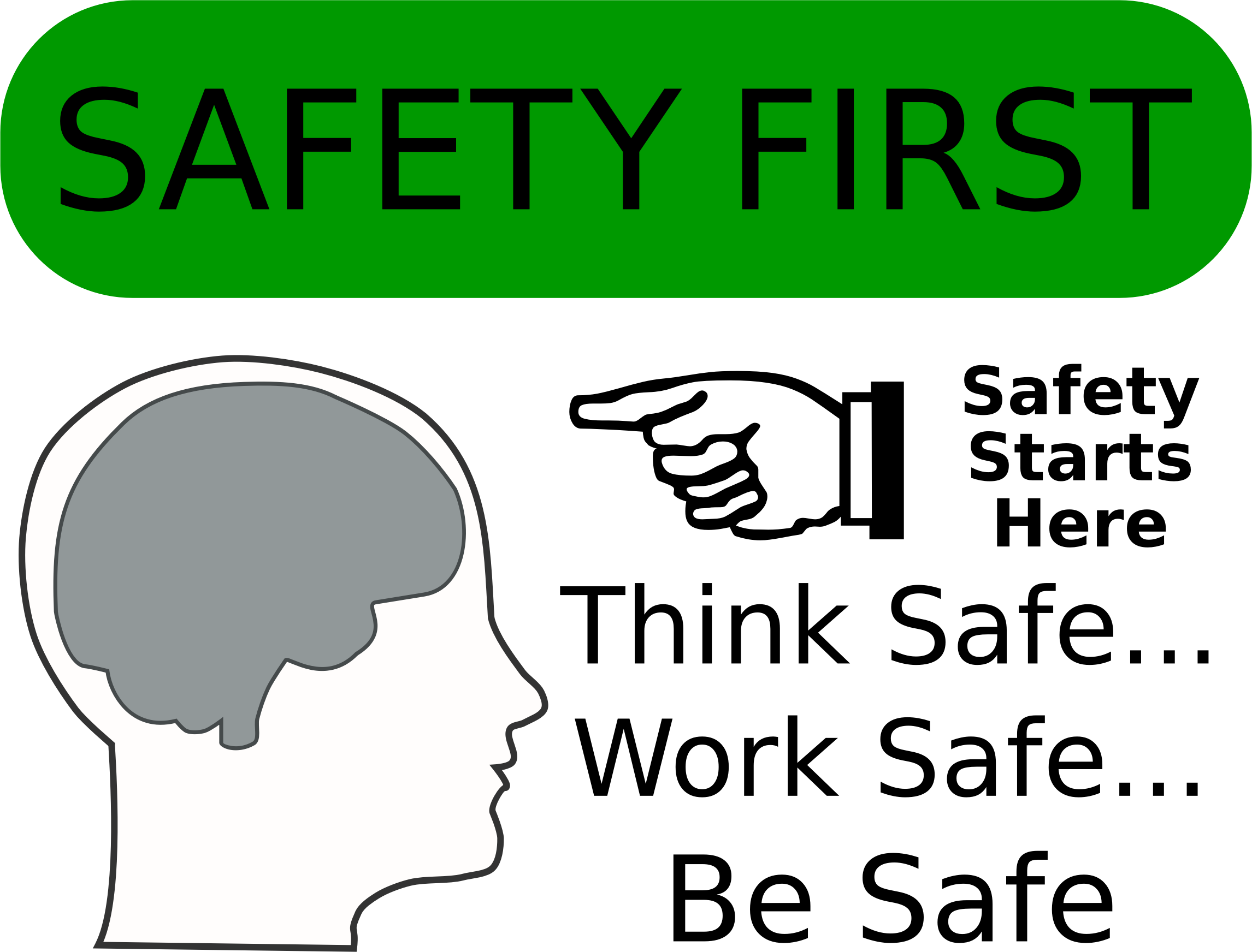 Safe clipart safety need.  collection of first