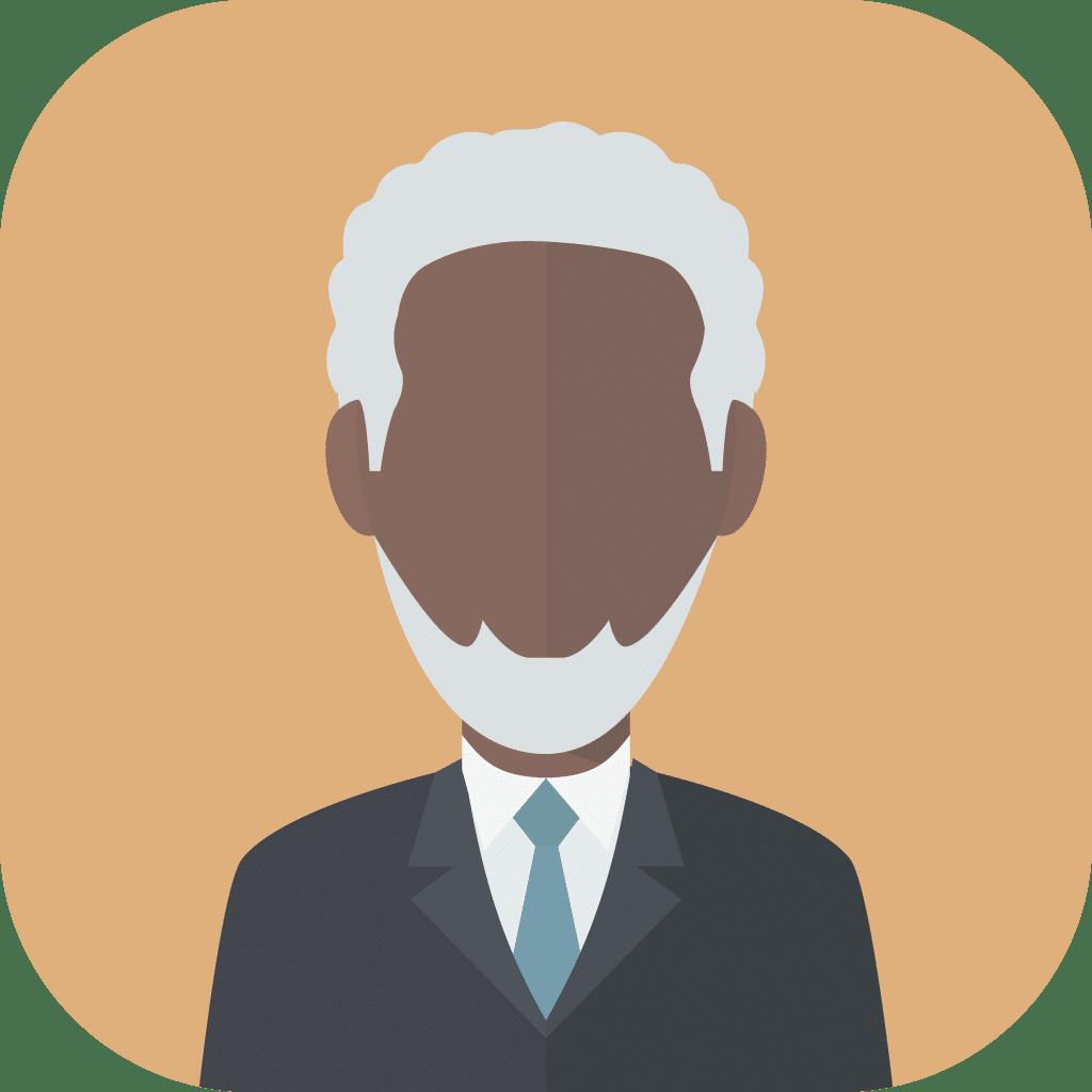 Alzheimer s disease case. Patient clipart male patient