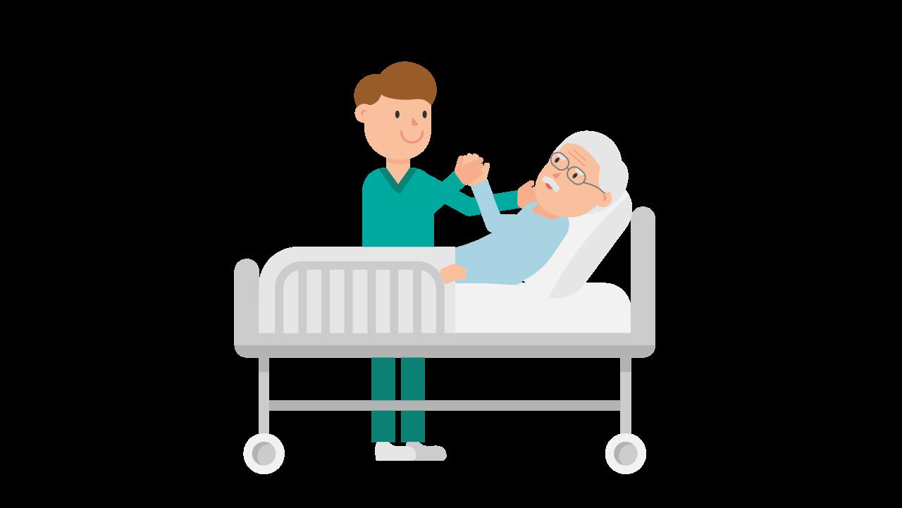 patient clipart patient care #135646489