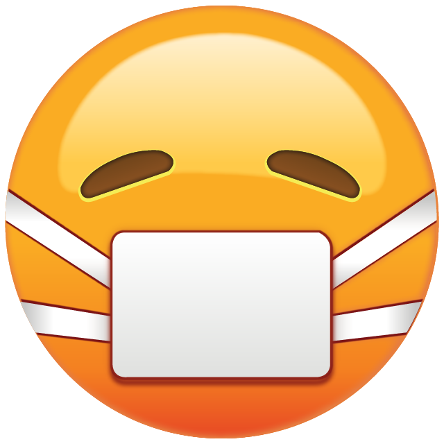 Patient clipart sickness. Download sick emoji icon