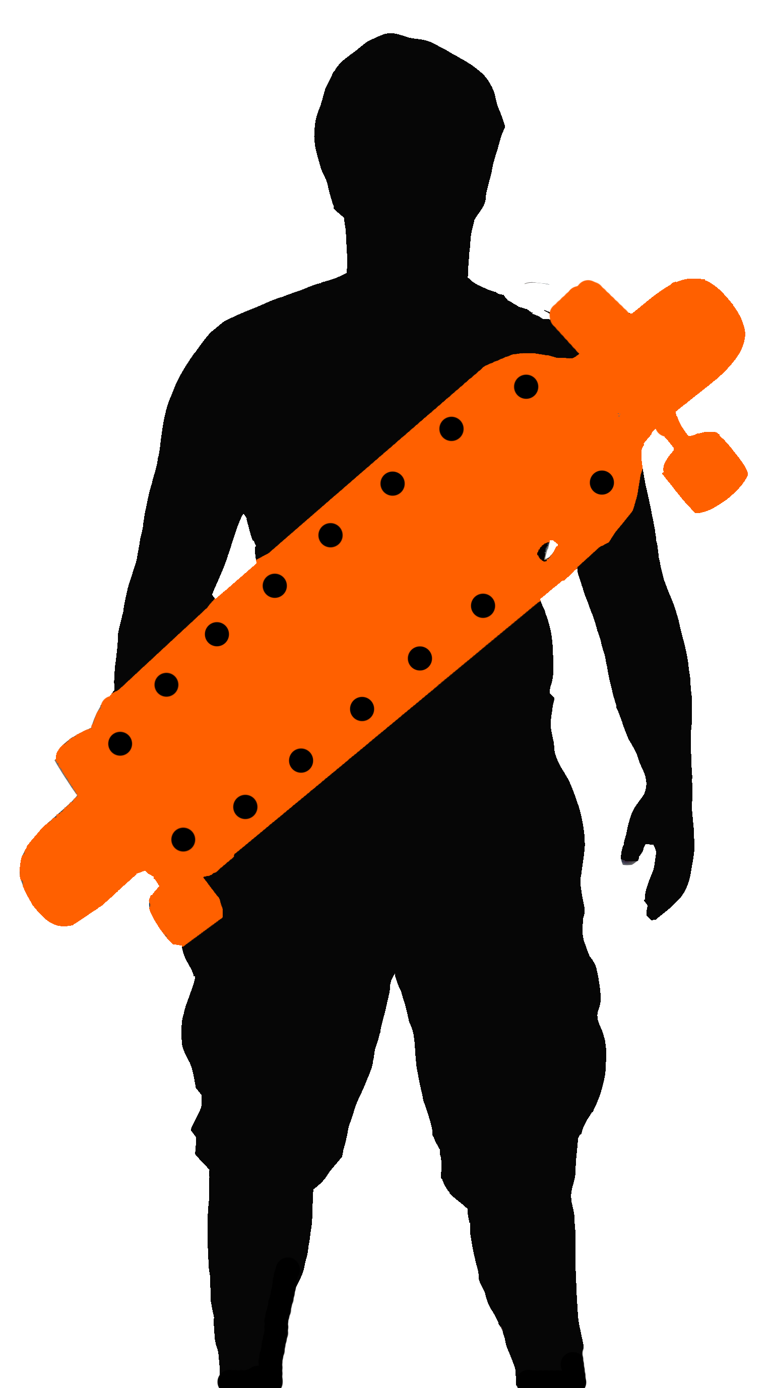 Patient clipart sling. Longboard chief financial officer
