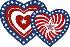 Patriotic clipart.  best clip art