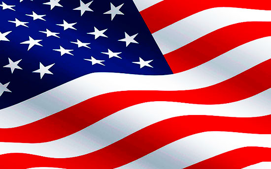 Patriotic clipart. Free american gifs waving