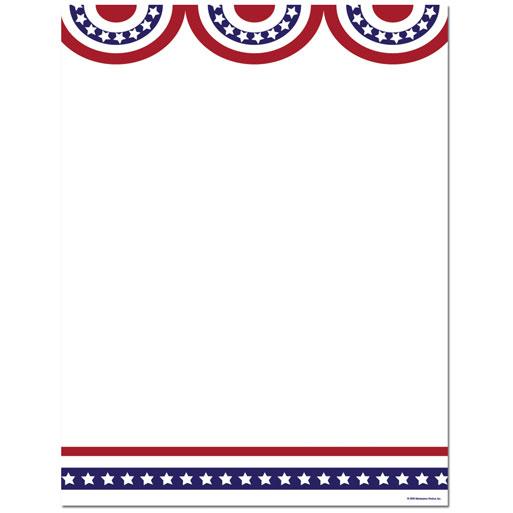 Patriotic clipart border. Free download clip art