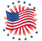 Patriotic clipart free clip art. Cliparts download