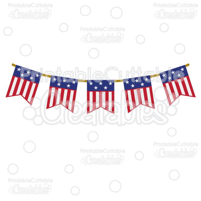 Flag banner free svg. Patriotic clipart swirl