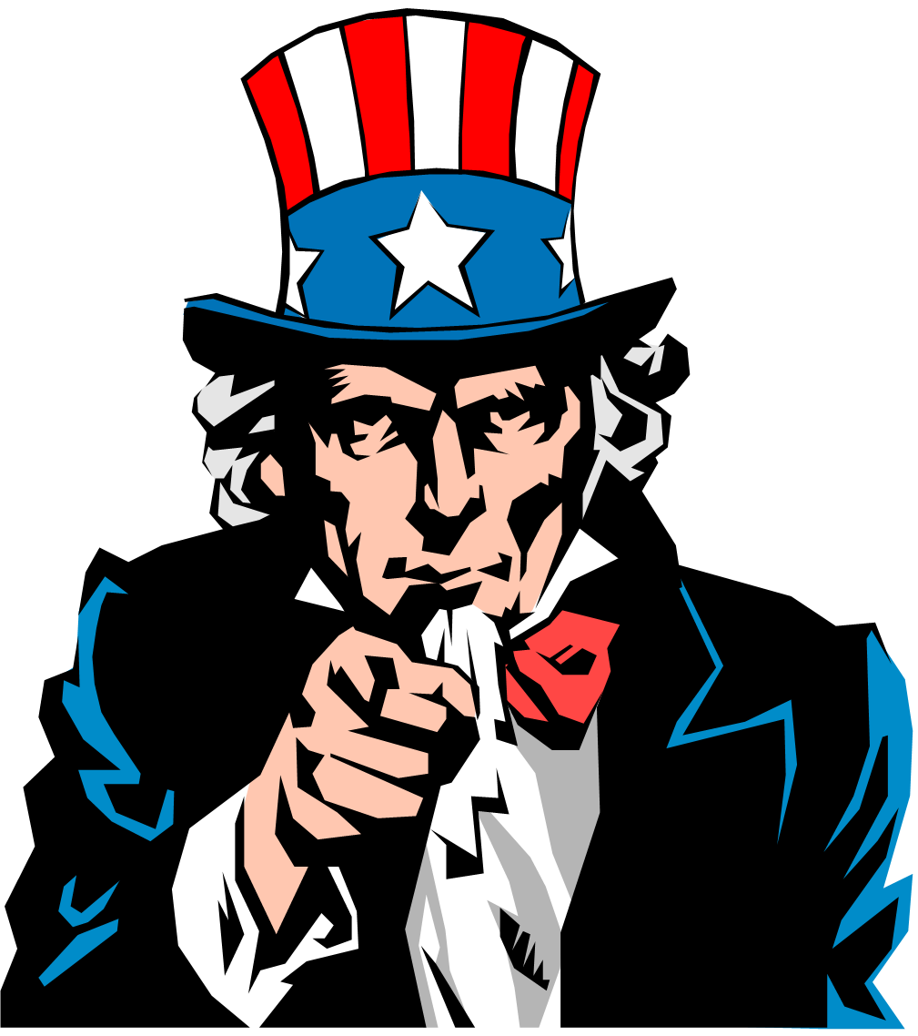 Patriotic clipart uncle sam's.  collection of sam
