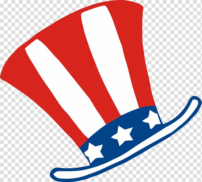 Sam independence day hat. Patriotic clipart uncle sam's