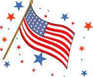 Patriotic clipart. Free clip art pictures