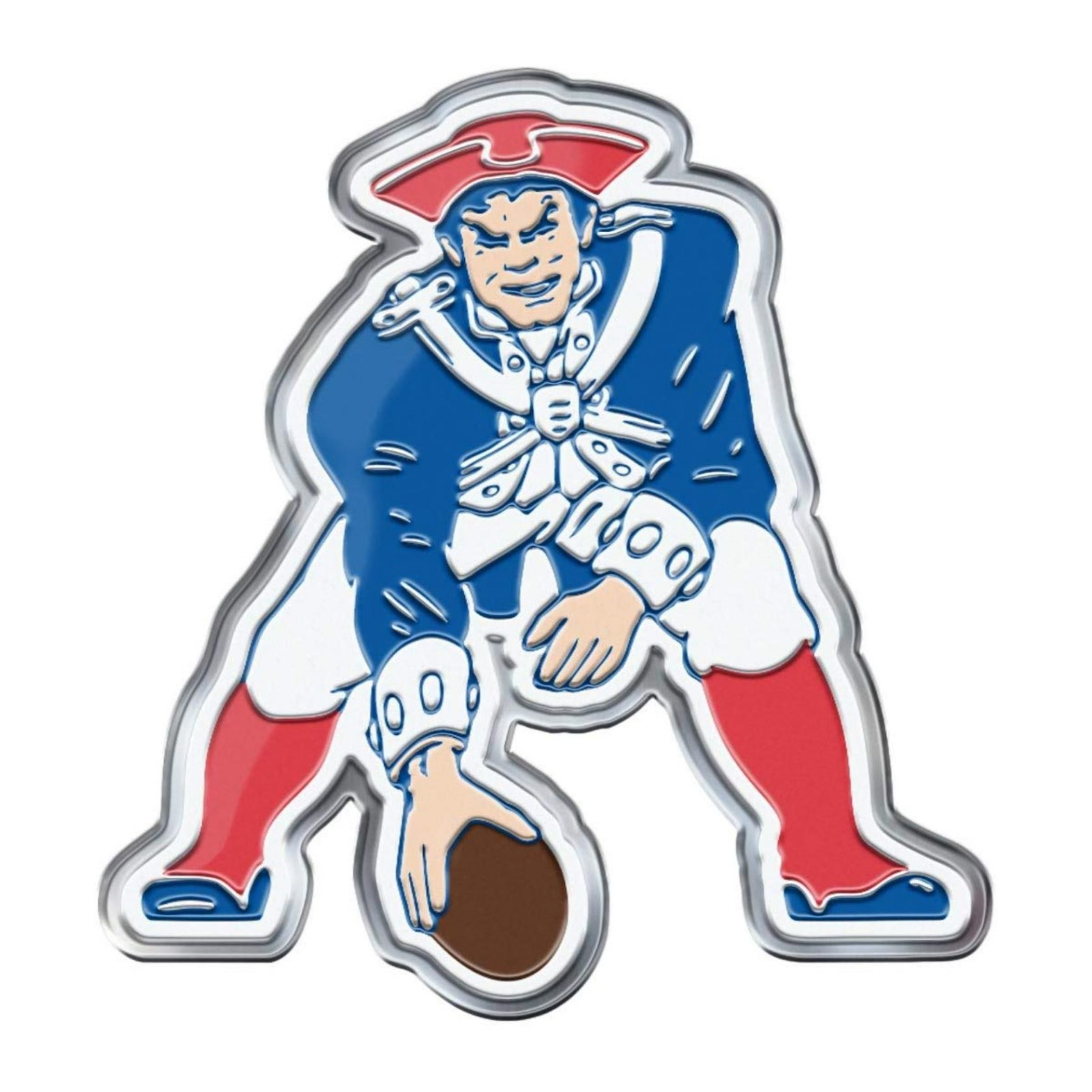 Patriots clipart alternate. Details about new england