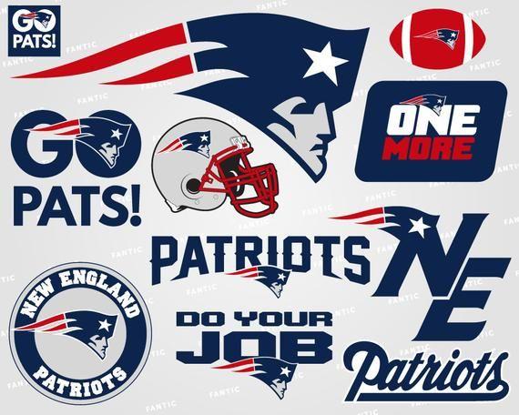 Patriots clipart design. Svg new england football