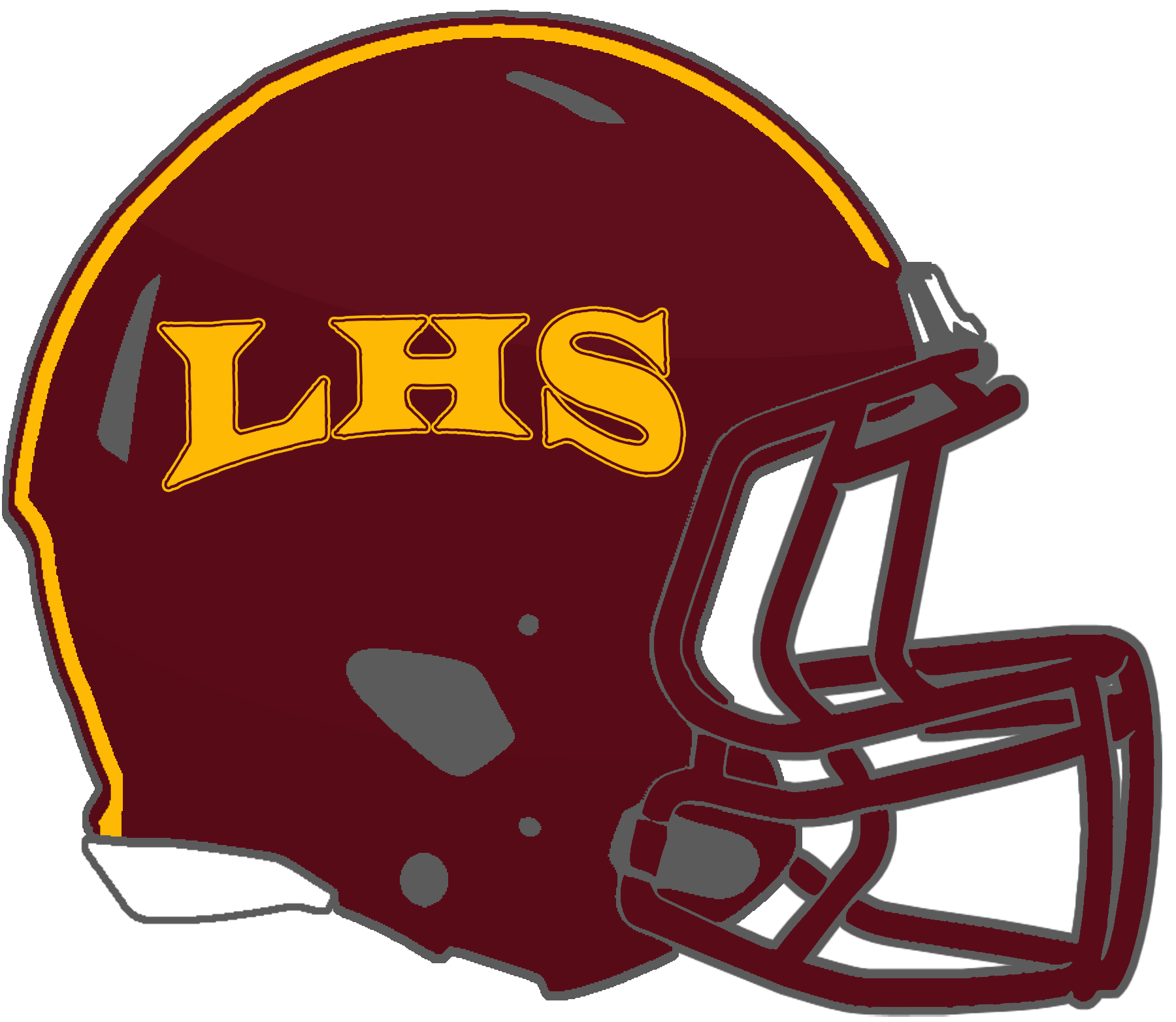 Patriots clipart helment. Mississippi high school football