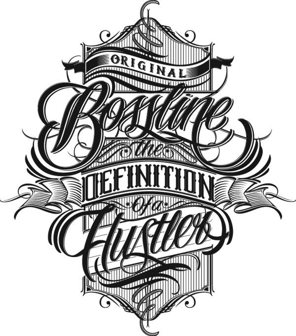 Patriots clipart lettering. Bossline clothing by mateusz