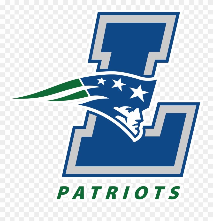 High school logo . Patriots clipart liberty