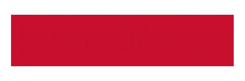 Team history logo. Patriots clipart new englad