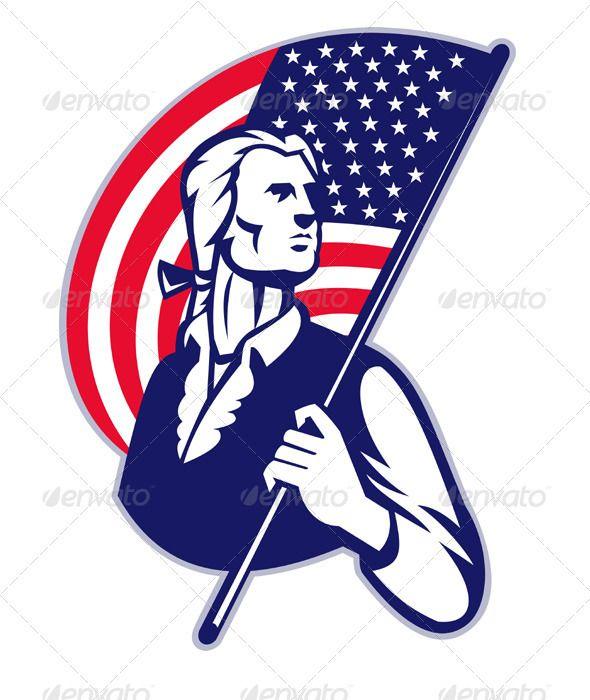 patriots clipart patriot soldier