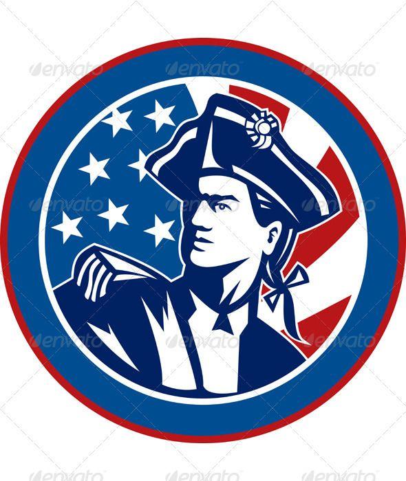 Patriots clipart patriot soldier. Pin by eva silva