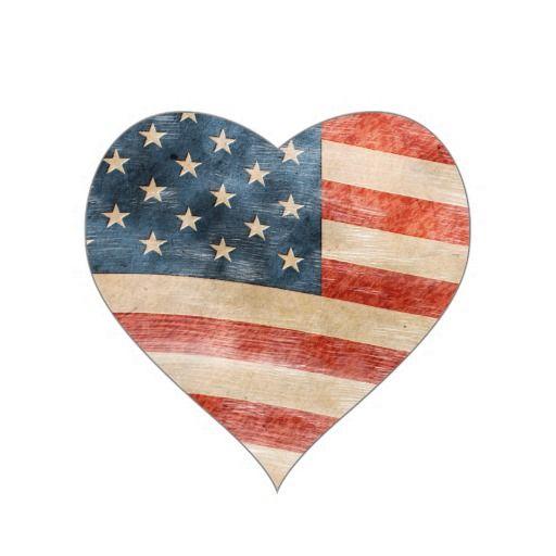 Heart clip art anerican. Patriots clipart patriotic